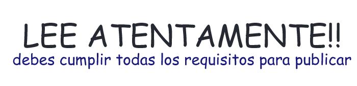 Requisitos para publicar artículos inmobiliarios en E-inmobiliario.