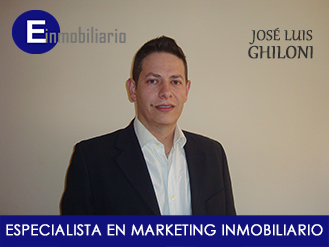José Luis Ghiloni: Especialista en marketing inmobiliario..