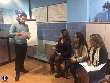 Curso de formación inmobiliaria a casAzul: Cómo realizar visitas a un inmueble.