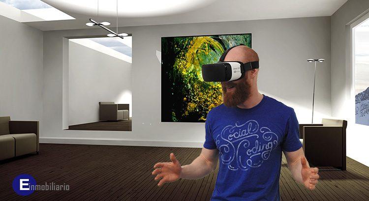 Realidad virtual en el sector inmobiliario.