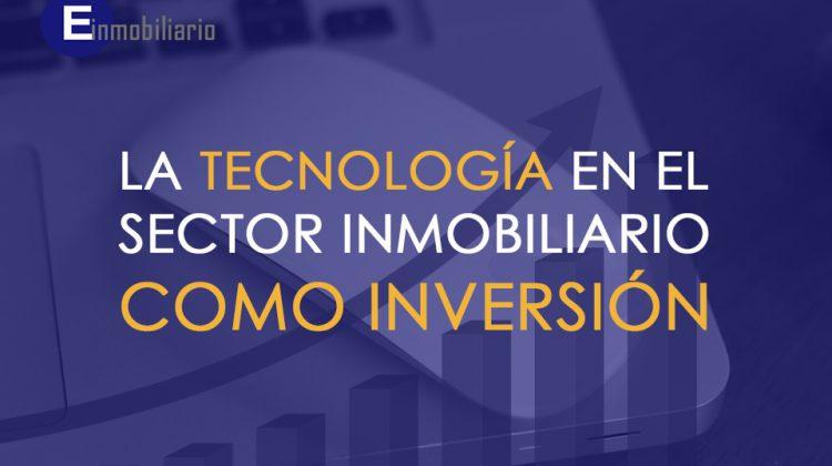 Tecnología en el sector inmobiliario.