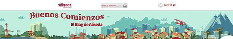El blog de Aliseda inmobiliaria.