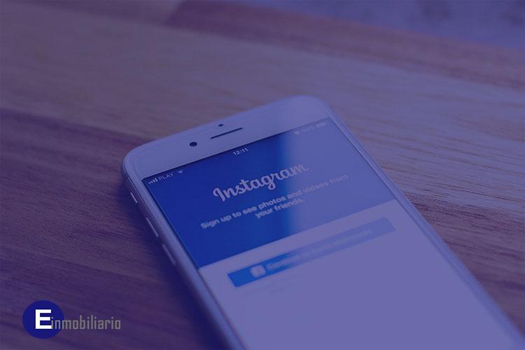 la ventajas de utilizar instagram para tu agencia inmobiliaria son muchas