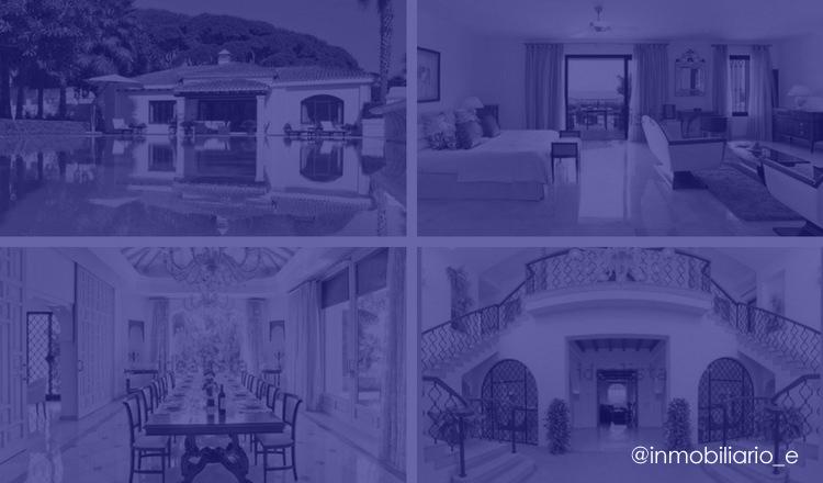 En Marbella se encuentra la casa más cara