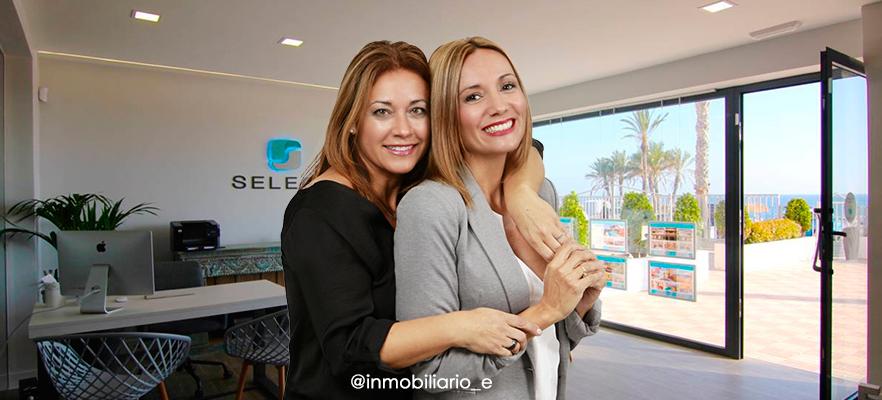 Fernanda Vidal y Silvia Novellino: CEOs de Inmobiliaria Select.