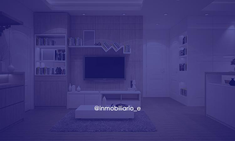 Decoración interior de una vivienda.